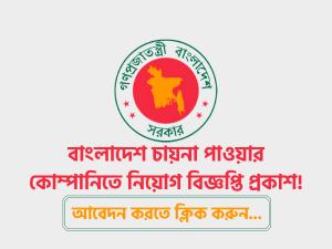 Bangladesh-China Power Company Job Circular 2021